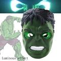 Halloween anime cartoon Mask Wholesale boy girl toy green giant luminous mask gift props toys mask horror glow