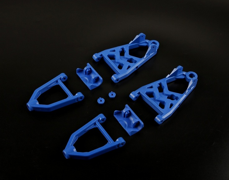 High strength nylon front suspension arm set for 1/5 hpi baja 5b 5t 5sc rc car parts купить