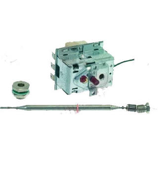 55.33544.010 E.G.O NEW FRYER HIGH LIMIT THERMOSTAT RESET OVERHEAT 5533544010