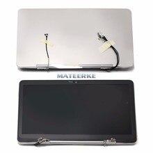 Оригинальный Новый 15.6 дюймов Ноутбука Половина Верхней Части Сенсорный ЖК-Сборка для Dell XPS 15Z