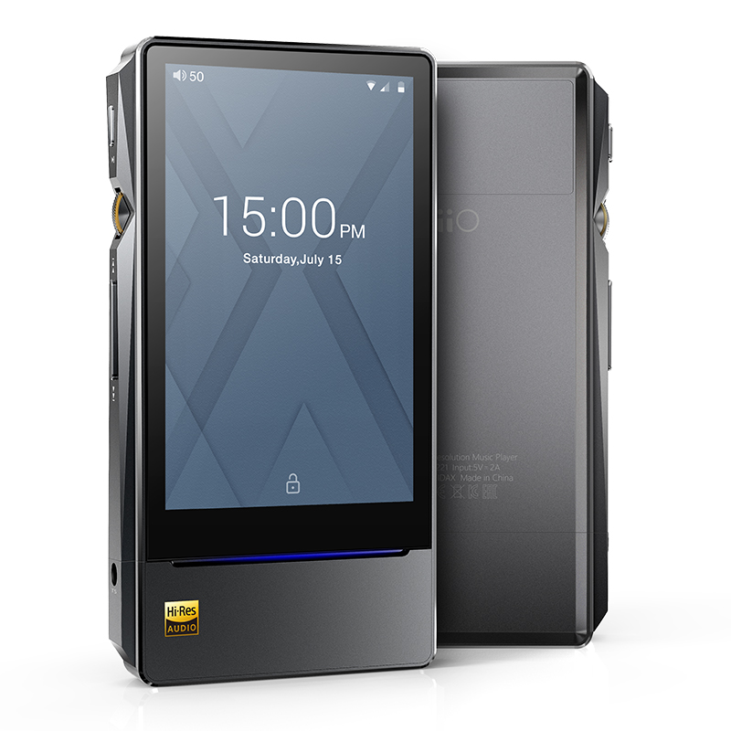 FiiO Android-based Music player X7 II with balance am3a,Music Player FiiO X7 MKII,Bluetooth MP3 Player FiiO X7II(have coupon)