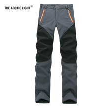 THE ARCTIC LIGHT Outdoor Pants Female Elastic Sweat Hiking S
