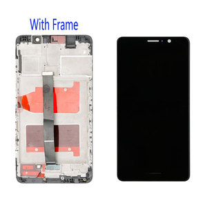 Image 2 - Original LCD+Frame For HUAWEI Mate 9 LCD Display Touch Screen Digitizer For Huawei Mate9 MHA L09 MHA L29 LCD Screen Replacement