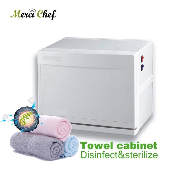 8L/18L Hot Towel Warmer Towel Disinfection Cabinet UV light Sterilizer Facial Salon Spa Towel Machine Electric Towel Cabinet