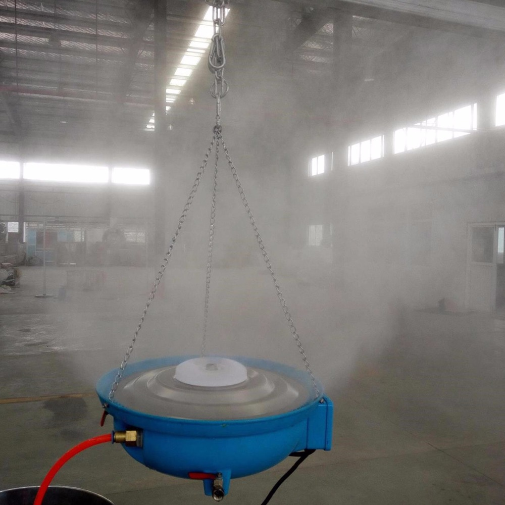 no pulverizador industrial do atomizador do galpão