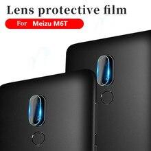 25D camera lens Film for meizu16 16plus 16X 16S Pro7 pro7plus Tempered Glass on meizu M5 M6 M8 M9 Note M6T Back Lens