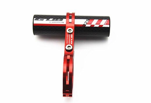 Special! GUB 329 Alloy Handlebar extension mount carbon fiber extender holder for light extended 31.8MM Gub 329