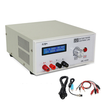 220V Electronic load Li/Pb Battery Charging Capacity Test Power Performance Tester Charger EBC A10H + Power + USB to TTL Cable Y