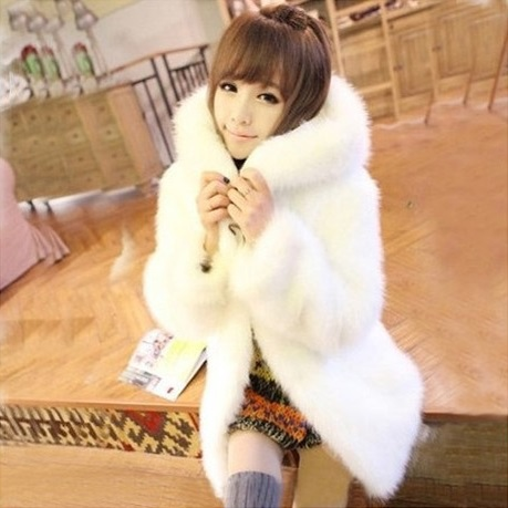Compare Prices on White Rabbit Fur Coat- Online Shopping/Buy Low