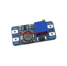 5 pcs MT3608 2A Max DC-DC Step Up Power Module Booster Power Module For Arduino