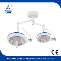 Professional Manufacturer Overall Reflection Emergency Room LED medical surgical lamp Shadowless Light
