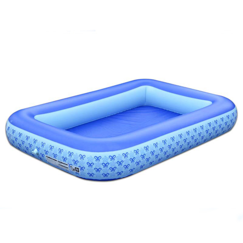 outdoor pvc rectangle swimming pool swimming pools baby inflatable piscine piscina for 3 6 years