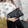 Crocodile Day Clutches Female Envelope Bag Fashion Handbags Women Messenger Bags Vintage Purses Women Leather Handbags Women Bag