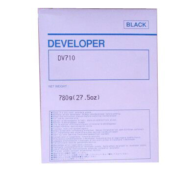 1 Bag DV710 Compatible Developer For Minolta Bizhub 750 600 751 601 Printer Copier Parts тонер konica minolta tn 710 для bizhub 601 751 55000стр