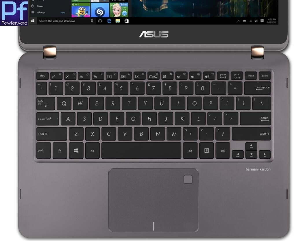 13 inch Laptop Keyboard Cover Protector for ASUS Zenbook