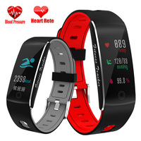 Smart Fitness Bracelet Band Blood Pressure Measurement Pedometer Heart Rate Activity Fitness Tracker Watch Sport Smartband