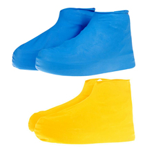 Men Women Waterproff Shoes Antiskid Reusable Raincoat Set Rain Coat Shoe Boots Cover Slip-resistant Shoes Accessories Promotion(China)