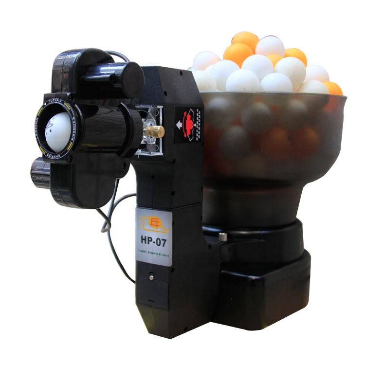 Ping Pong Table Tennis Robots Ball Machines ,automatic ball machine 36 spins home practicing on machine Suit 40MM Ball