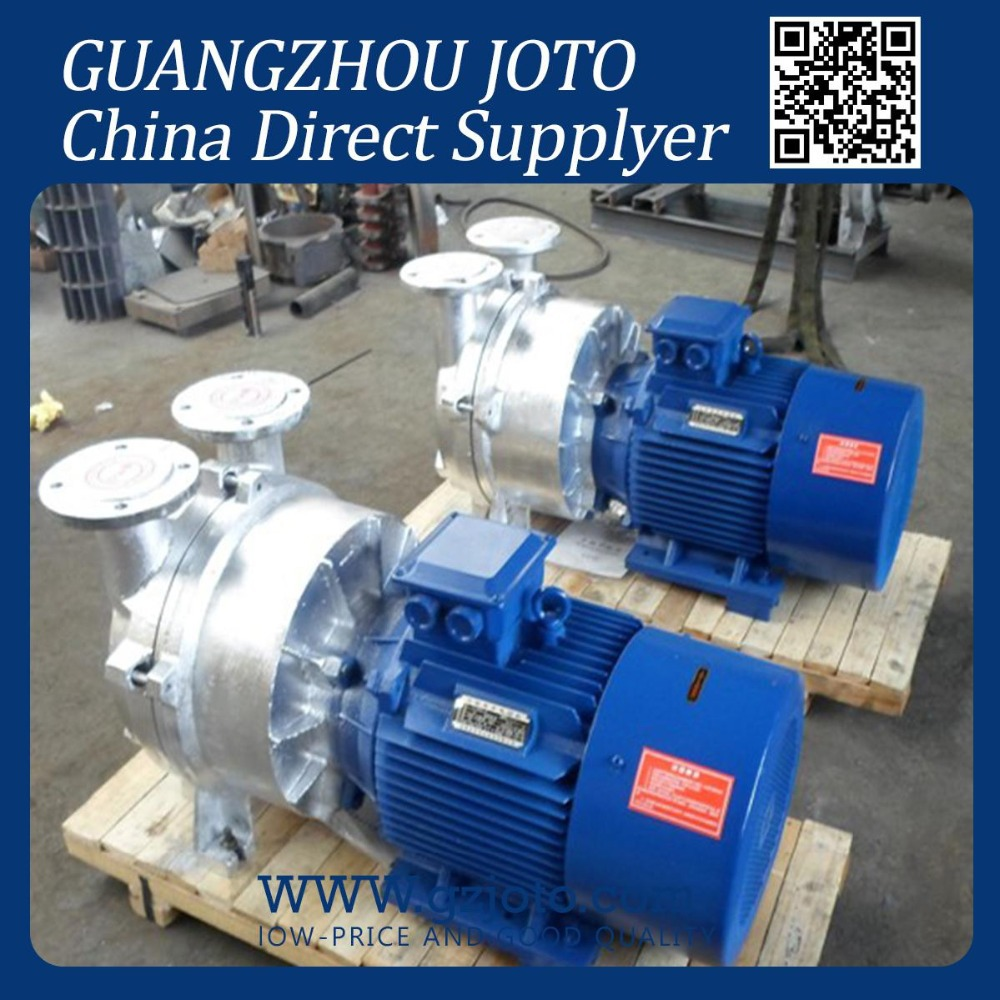 2BVA-2071 electric water ring vacuum pump for pumping the gases and steam