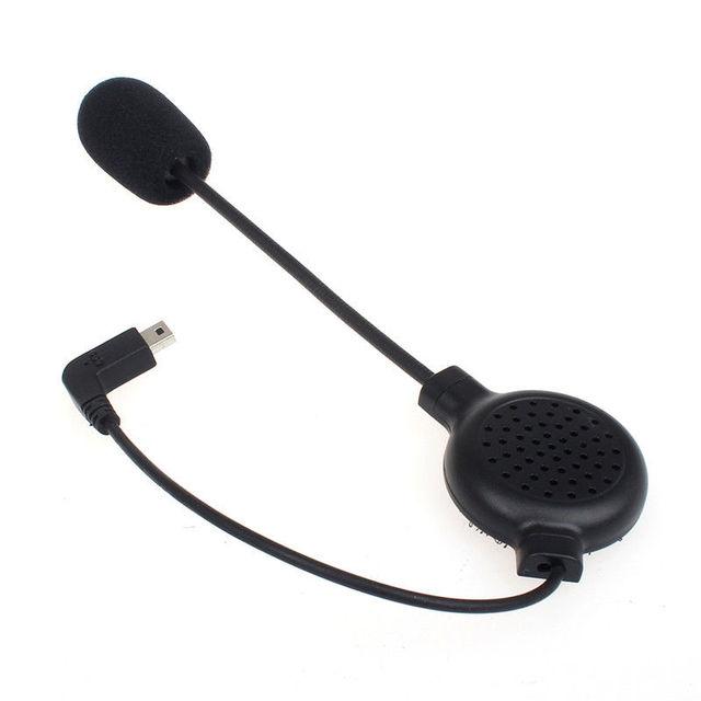 El envío gratuito! Reemplazo de Auriculares para Bluetooth Intercom casco Auricular Mic Del Altavoz X3 Más