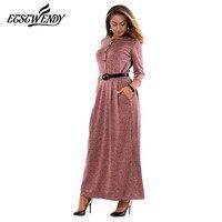5XL 6XL Large Size Robe 2018 Spring Summer Dress Big Size Elegance Long Dress Women Dresses