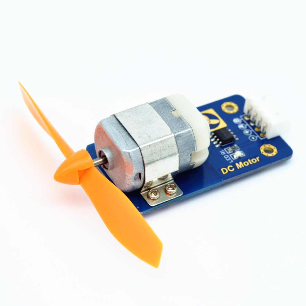 Adeept New L9110 5V DC Motor Module + Fan Propeller for Arduino Raspberry Pi ARM AVR DSP PIC Freeshipping headphones diy diykit ds3231n raspberry pi rtc board real time clock module for arduino red