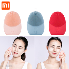 Original Xiaomi JORDAN & JUDY ทำความสะอาดลึกทำความสะอาด Sonic Facial Instrument ทำความสะอาด Face Skin Care เครื่องมือนวด