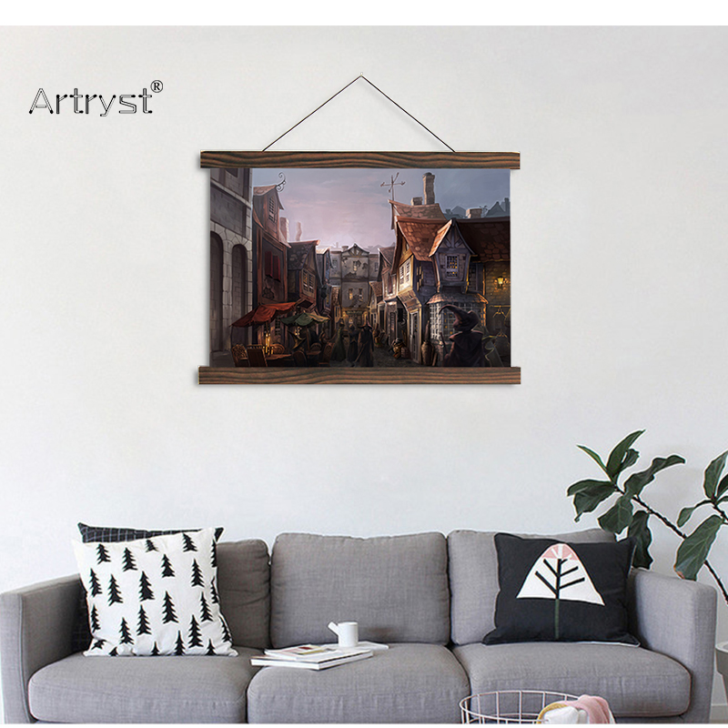 Artryst Halloween Picture High Quality For Home Wall Decor
