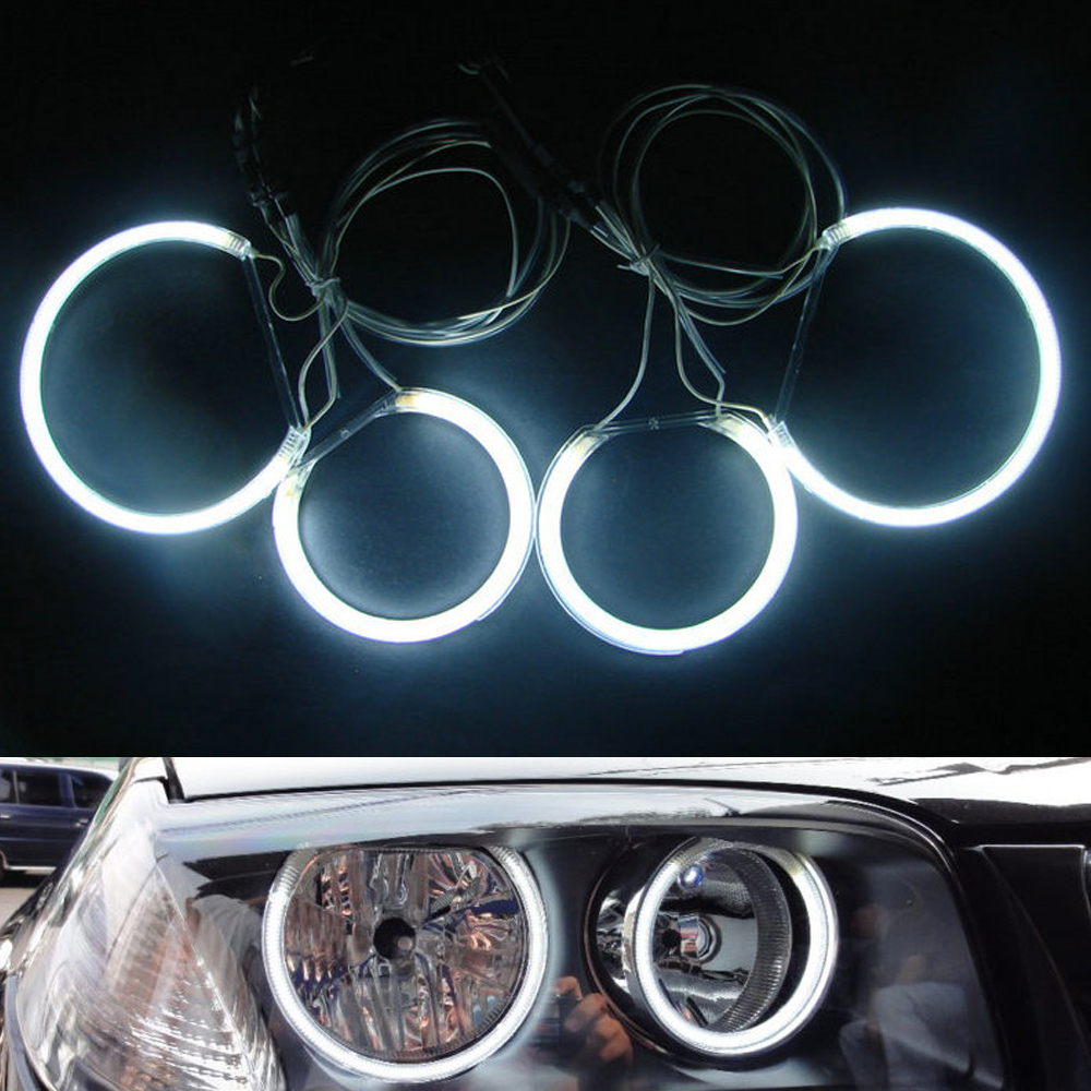 Fit for E83 X3 CCFL ANGEL EYES ,E83 X3 NON PROJECTOR HALO RING, CCFL ANGEL EYES HEAD LIGHT FOR E83 X3 Ccfl Rings for uaz patriot ccfl angel eyes rings kit non projector halo rings car eyes free shipping