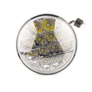Image 3 - Faro LED de 5,75 pulgadas para todoterreno, faro PAR56 de 36W para vehículos automotrices, medio y camiones, envío gratis