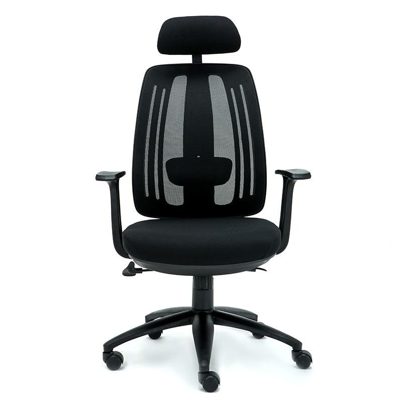 High Density Mesh Cloth Ergonomic Executive Office Chair Swivel Computer Chair Lifting Adjustable Bureaustoel Ergonomisch