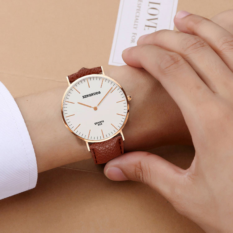 Rose Gold Quartz Watch Women Watches Ladies Brand Famous Golden Wrist Watch Female Clock For Women Montre Femme Relogio Feminino classic simple star women watch men top famous luxury brand quartz watch leather student watches for loves relogio feminino
