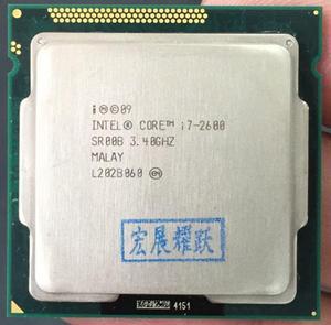 Image 1 - インテルコア i7 2600 i7 2600 プロセッサ (8 メートルキャッシュ、 3.40 ギガヘルツ) cpu lga 1155 100% 正常に動作 pc コンピュータのデスクトップ