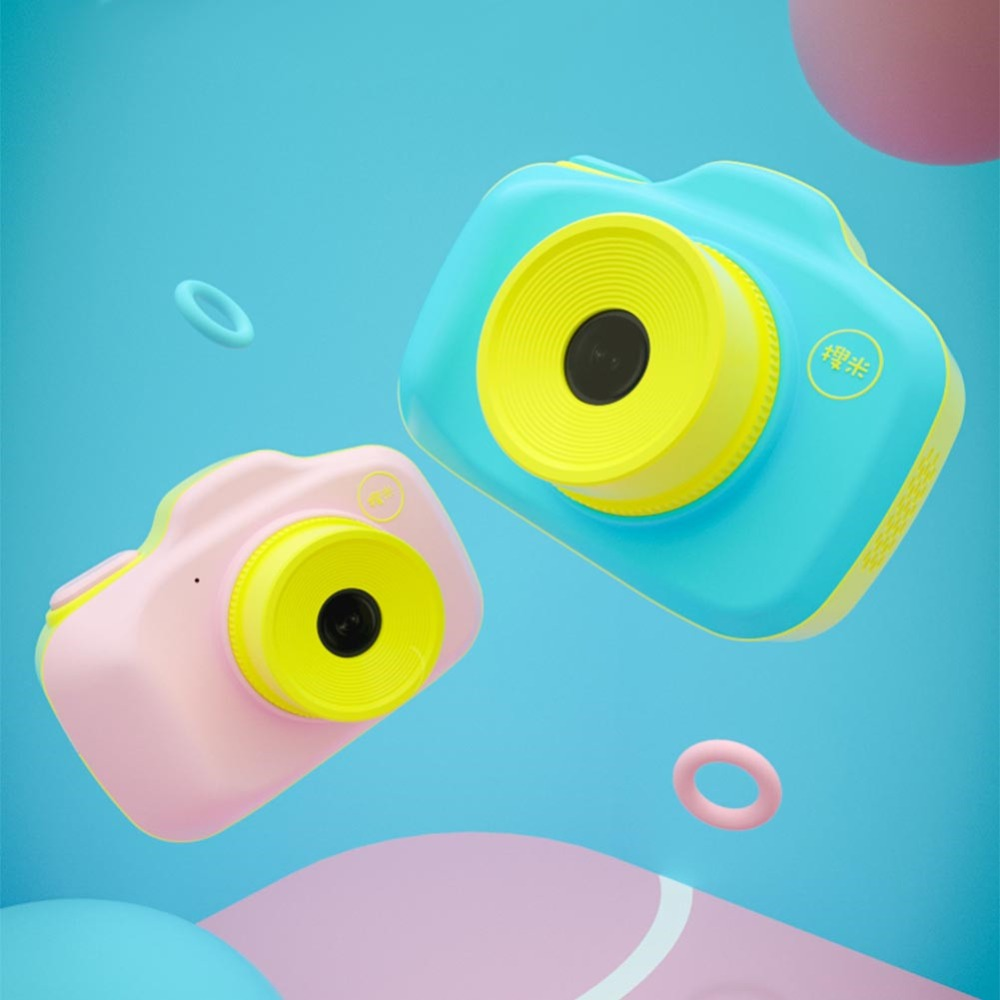 ECos enfants Mini appareil Photo numérique jouets éducatifs photographie cadeaux enfant en bas âge jouet appareil Photo pour enfants #293951