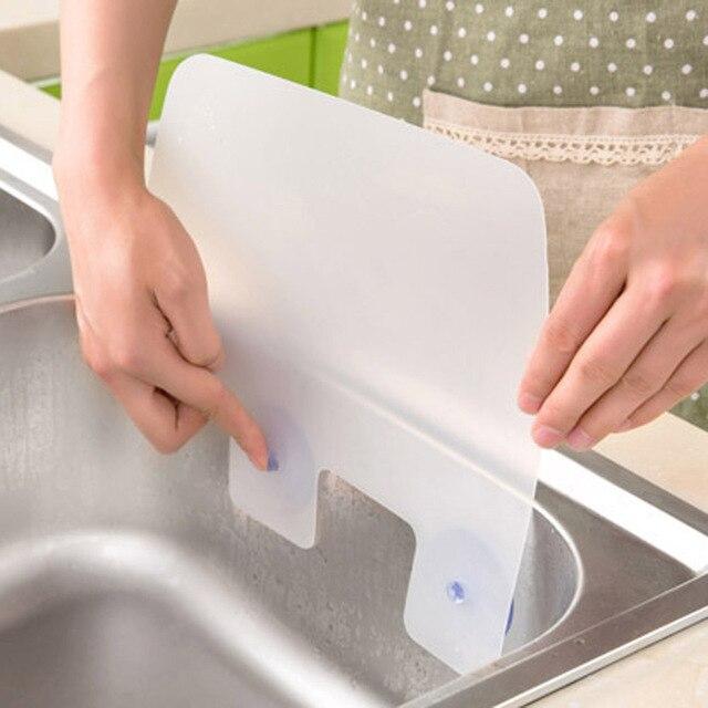 Water Splatter Screens Guard Baffle Board Sucker Water Baffle Plate ...