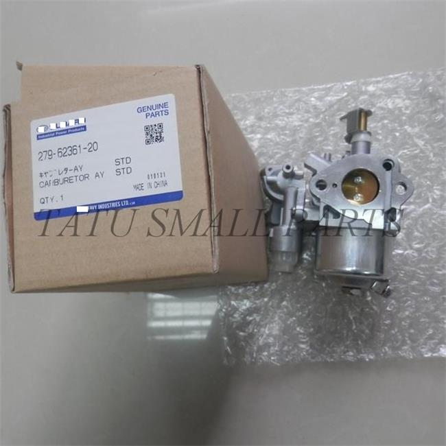 GENUINE CARBURETOR AY STD 22MM FOR EX27 9HP 265CC FREE SHIPPING PUMP WASHER INDUSTRIAL POWER CARB ASSY PARTS 279-62361-20 ручная пила truper std 22 18169