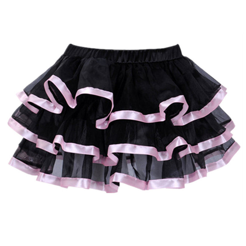 2018 new fashion fluffy Teenage girl Adult women pettiskirt tutu Women tutu Party dance adult skirt