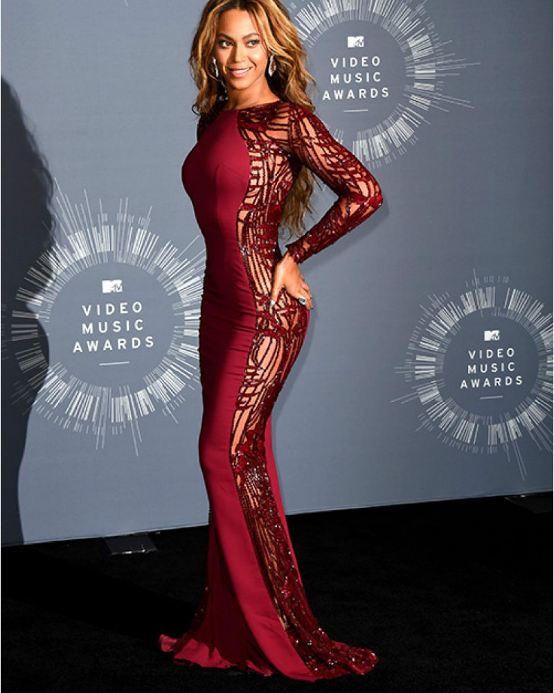 Online Buy Wholesale beyonce red carpet dresses from China beyonce ...
