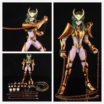 GT TD Great Toys Saint Seiya Cloth Myth EX Bronze Gold Final Andromeda Shun model metal Cloth SG028