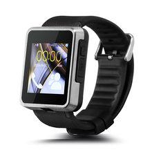 Neue Produkt Stilvolle Sport Smartwatch F1 Intelligente Passometer Antwort/Dfü Anrufen Telefon SMS Bluetooth-synchronisation Android Watch SIM