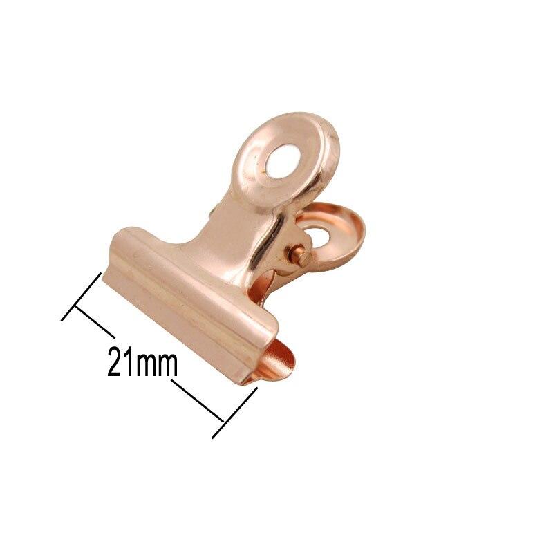 50 pçsset 21mm * 23 milímetros Redonda