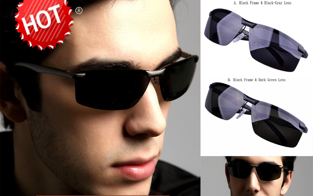 c771d8bf5 2014 new arrival man quality sunglass,men casual luxurious polarized  sun-glass,the