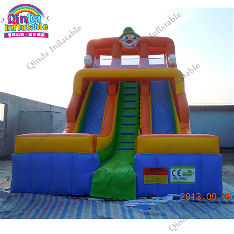 Baby Bouncer Inflatables Slides Inflatable Castle Slide For Jumping And Sliding Children Slide 2017 summer funny games 5m long inflatable slides for children in pool cheap inflatable water slides for sale