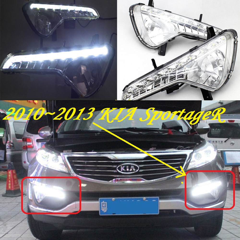 20112017 Kia Sportager Daytime Lightfree Ship To Your Doorledkia Sportage Fog Light Wiring Light2ps Set In Car Assembly From Automobiles Motorcycles On