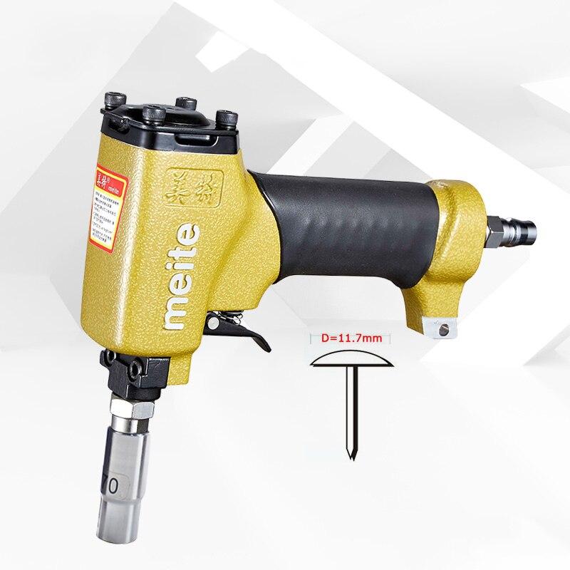 Haute Qualité meite 1170 Pneumatique Broches Pistolet Air Outils pour faire un canapé/meubles
