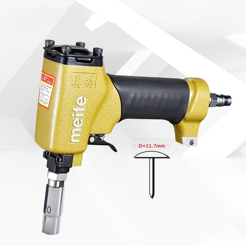 цена на High Quality meite 1170 Pneumatic Pins Gun Air Tools for make sofa / furniture
