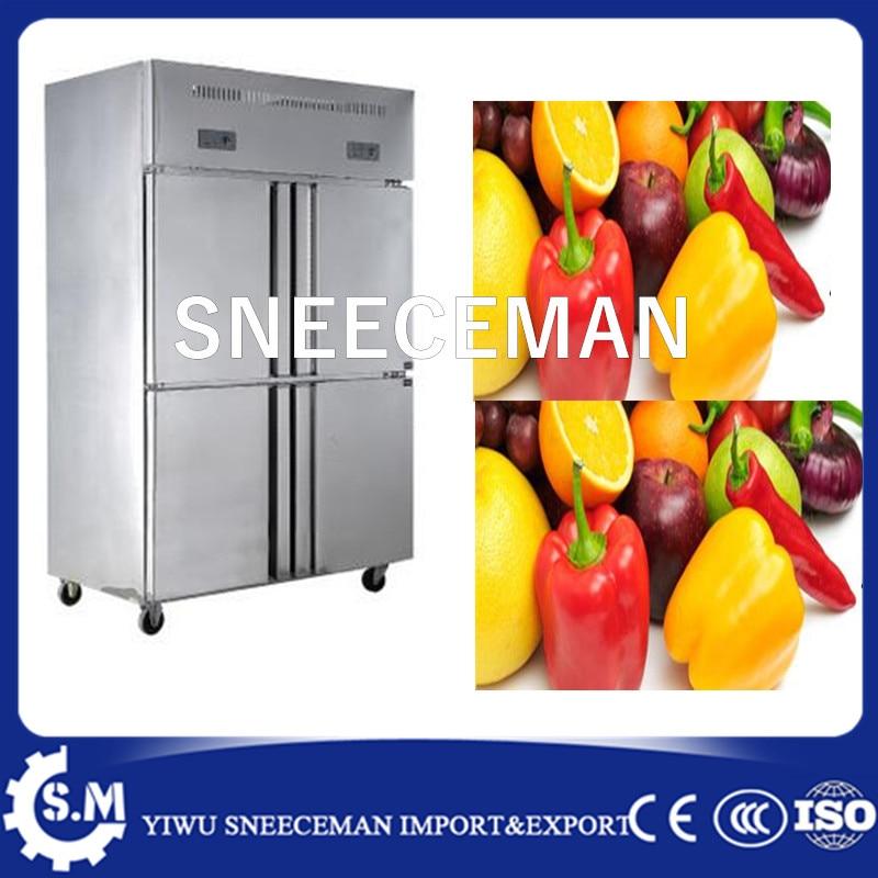 Commercial Stainless Steel Deep Freezer Big Deep Freezer