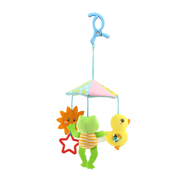 Baby Stroller Hanging Musical Soft Toy