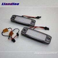Liandlee For KIA Sorento R / Sorento MX 2010~2015 / LED Car License Plate Light / Number Frame Lamp / High Quality LED Lights