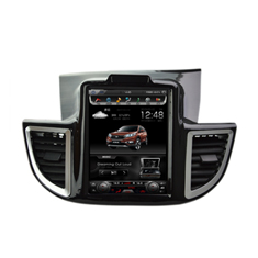 Otojeta Vertical 10 inch Android 6.0 car dvd player for new CRV 2013-2017 gps navi headu ...